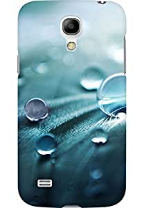 AMEZ designer printed 3d premium high quality back case cover for Samsung Galaxy S4 Mini (drops)