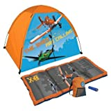 Disney Planes 4 Piece Deluxe Camp Kit