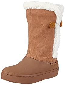 crocs Women's 14536 Modessa Suede BTN W Boot