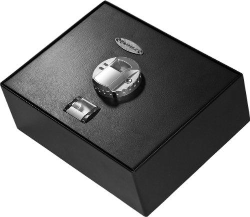 BARSKA Top Opening Biometric Fingerprint Safe from Barska