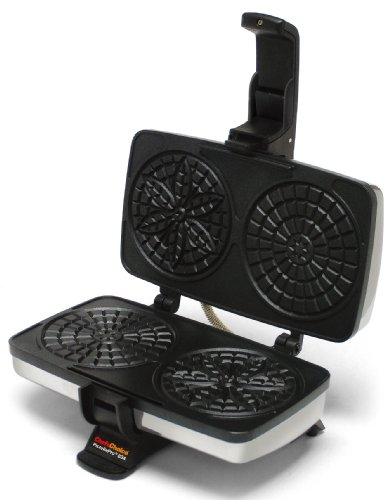 Review Chef's Choice 834 Pizzelle Pro Express Bake