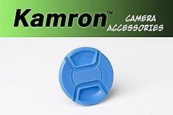 Kamron Lens Cap 52mm Blue