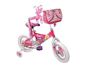 "12-inch Barbie ""Bling It"" Bike"