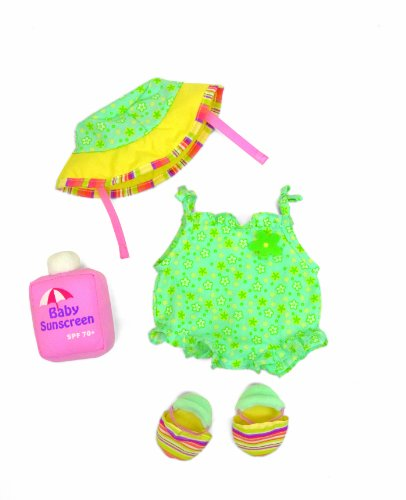Manhattan Toy Fun in the Sun Outfit for Baby Stella by Manhattan Toy