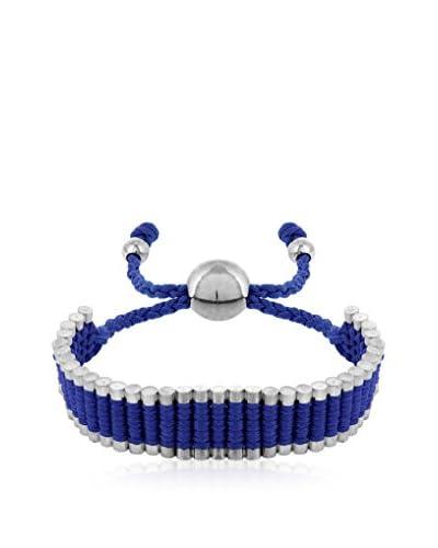 Diamond Style Pulsera Friendship Azul