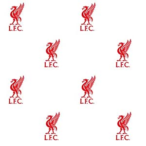 Liverpool FC Crest Wallpaper from Fine Decor