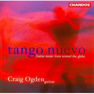 Tango Nuevo cover