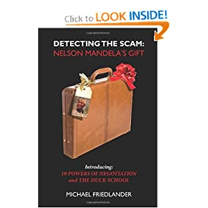 Detecting the Scam: Nelson Mandela's Gift