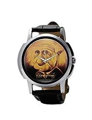PosterGuy Albert Einstein Quote Men's Wrist Watches
