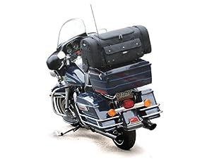 T Bag T-bags Dakota Rack Pack 4 Harley Tour Pak Tb1010
