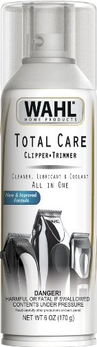 Wahl 3776 Total Care Clipper Lubricant And Cleaner