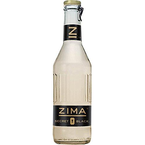ジーマ シークレット ブラック ボトル 275ml×24本