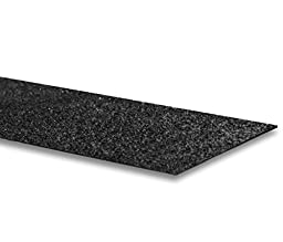 LavaGrip by GripAll. Black aggregate anti-slip product. 6\