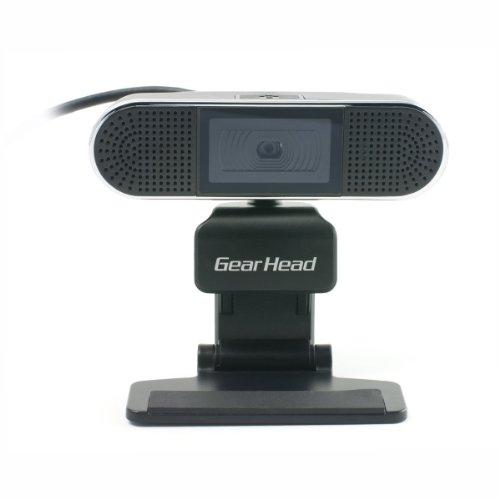 Gear Head 4Mp 720P Hd Webcam With Dual Microphone (Wc7500Hd)