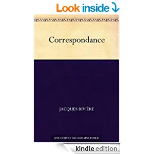 Correspondance (French Edition)