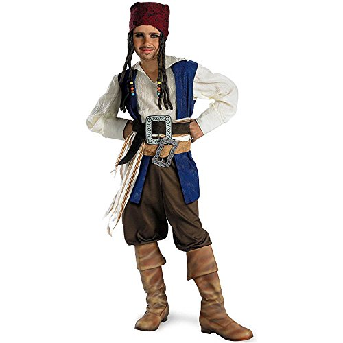 Jack Sparrow Child Quality Costume