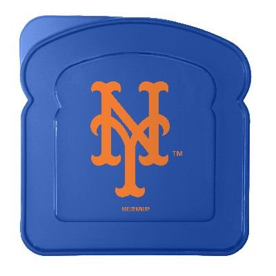 New York Mets Lunch Sandwich Container - 1
