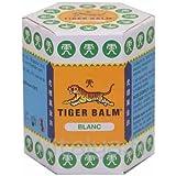 Tiger balm - Baume du tigre blanc - baume 30 g - Soulage et décongestionne