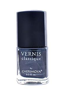 Vernis Classique Nail Polish Charcoal 0.5 Fl Oz