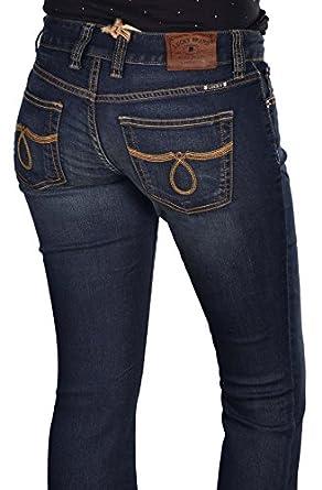 "Lucky Brand Women's Lola Boot Denim Jeans-28 (32"" Inseam)"