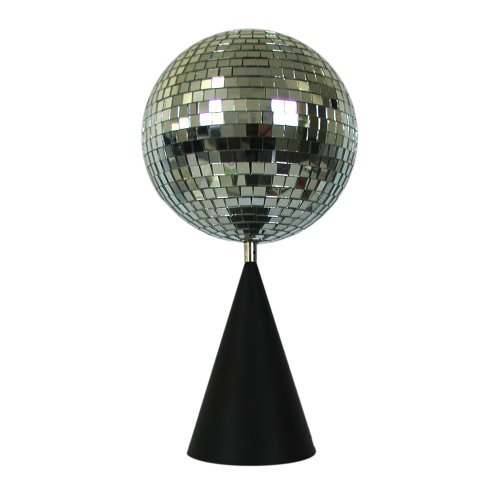 New fortune mbk 8 table top hanging mirror ball kit for Mirror hanging kit