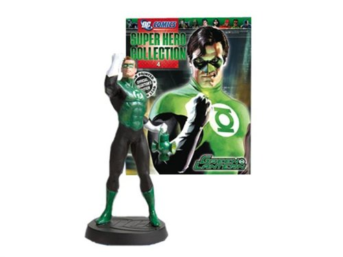 #04 - Green Lantern Lead Figure & Magazine