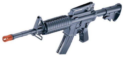 Well D94s Aeg Auto Electric M4a1 Carbine Airsoft M4 Assault Rifle