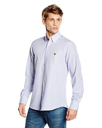 POLO CLUB CAPTAIN HORSE ACADEMY Camisa Hombre Gentle Color Trend Lila