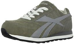Reebok Men\'s Leelap RB1970 Safety Shoe,Grey,10 M US