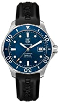 TAG Heuer Aquaracer CAL.5 Mens Watch WAN2111.FT8010