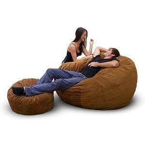 king chair bean bag bed fabric corduroy