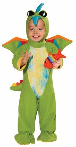Rubie's Costume Dino Baby, Green, 6-12 Months - 1