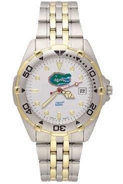 Ncaa Florida Gators All Star Watch Stainless Steel Bracelet
