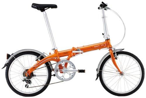 DAHON(ダホン) Route 20インチ 6SPEED 折りたたみ自転車 パッションオレンジ PYA061