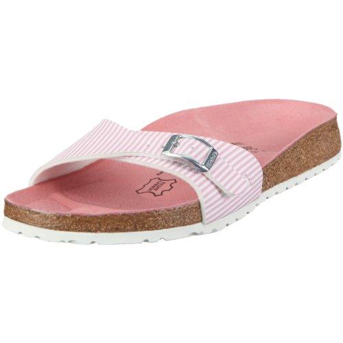 Birki Women's MENORCA BF DD NARVIC 136493 Fashion Sandals Pink EU 40
