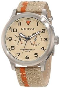 Nautica Men's N13609G BFD 103 Classic Analog Watch