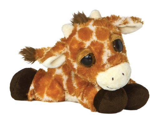 "Aurora Plush 10"" Dreamy Eyes Giraffe ""Gallop"""