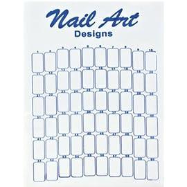 DL Professional Nail Art Counter Display