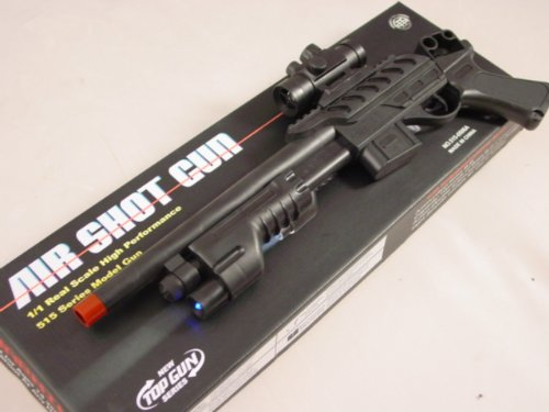 AS54 AIRSOFT SHOTGUN RIOT RIFLE - REPLICA TOY NEW SALE