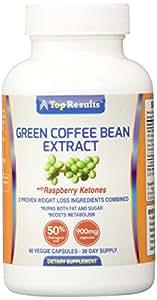Amazon.com: Pure Green Coffee Bean Extract Pills, 800mg ... Aandsnaturalhealthstoregreencoffeebeanplus