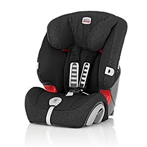 Britax Autositz EVOLVA 1-2-3 plus, Gruppe 1-2-3 (9-36kg) from Römer