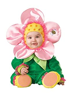 Incharacter Lil Baby Blossom Baby Infant Costume.
