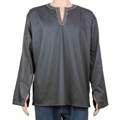 Kurta Men Dress Oriental Comfortable Shirts Cotton Clothes