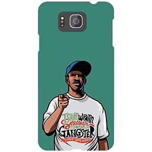 Samsung Galaxy Alpha G850 Back Cover - Single Men Desiner Cases