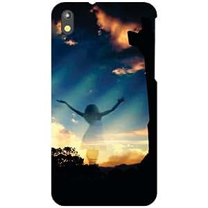 Printland Dance Away Phone Cover For HTC Desire 816