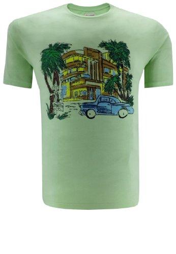 Maxfort -  T-shirt - Uomo verde XXXL