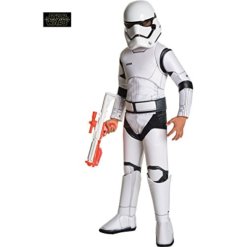 Super (Deluxe Kids Stormtrooper Costumes)
