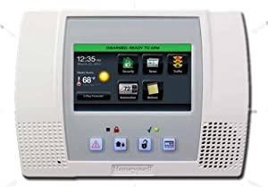 Honeywell Ademco L5100 Lynx Touch Wireless Alarm Control Panel