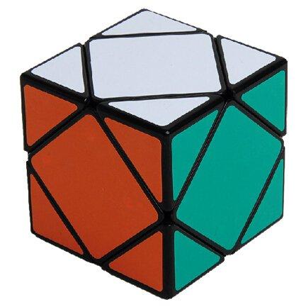 ShengShou Skewb Speed Cube Puzzle, Black - 1