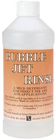 Jenkins 16-Ounce Bubble Jet Rinse